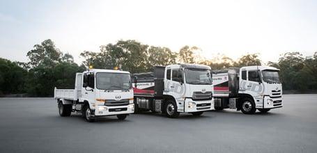 Commercial truck finance in Brisbane