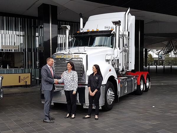 Securing truck finance through broker